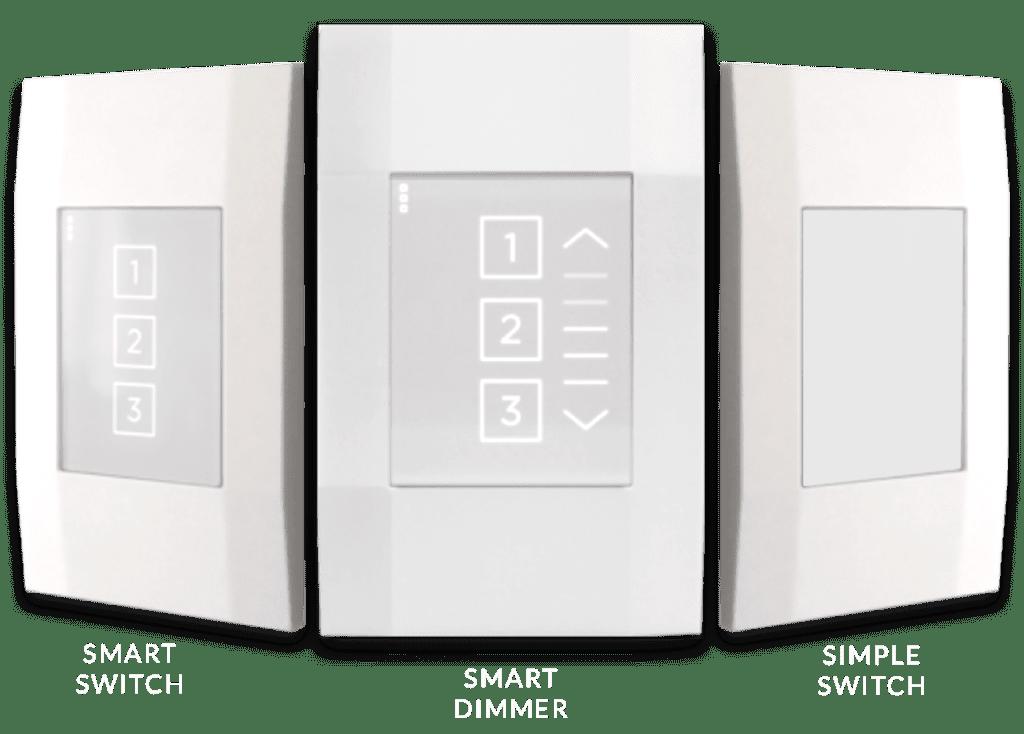 Deako Smart Lighting Products | Smart Light Switch